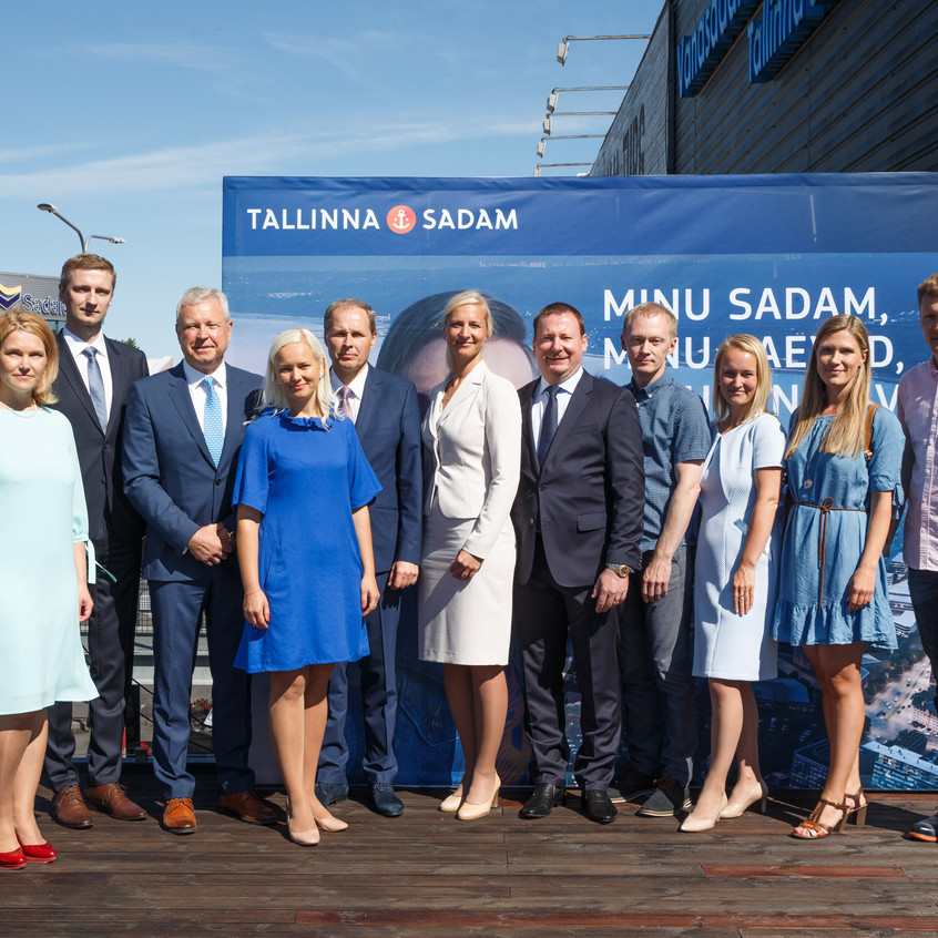 Tallinna Sadama börsikell
