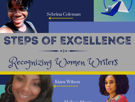 Steps of Excellence - Women Writers