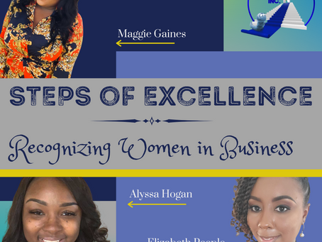 Steps of Excellence - Women in Business