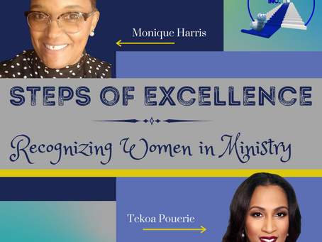 Steps of Excellence - Women in Ministry