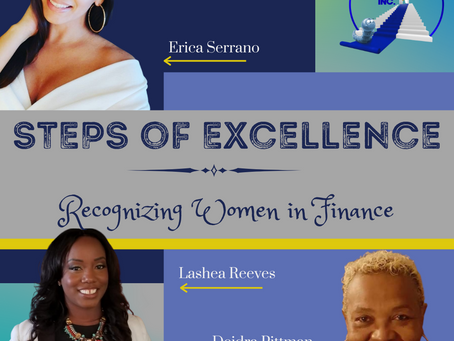 Steps of Excellence - Women in Finance