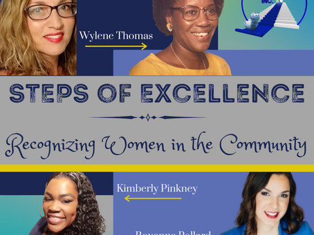 Steps of Excellence - Women in the Community