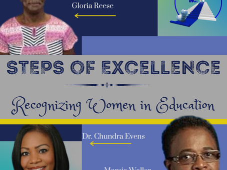 Steps of Excellence - Women in Education