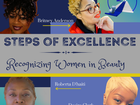 Steps of Excellence - Women in Beauty