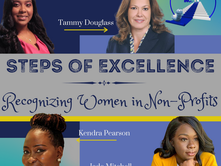 Steps of Excellence - Women in Non-Profits