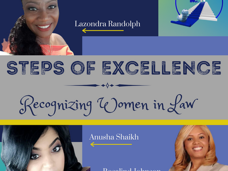 Steps of Excellence - Women in Law