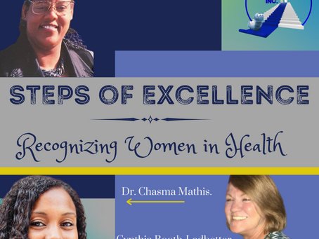 Steps of Excellence - Women in Health