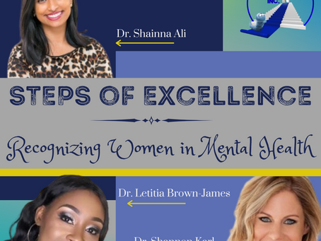 Steps of Excellence - Women in Mental Health