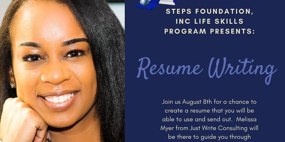 Resume Writing Workshop Round 2