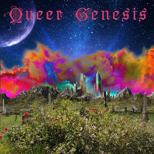 Queer Genesis Album Art