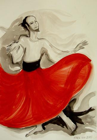 Dervišši tanssii II