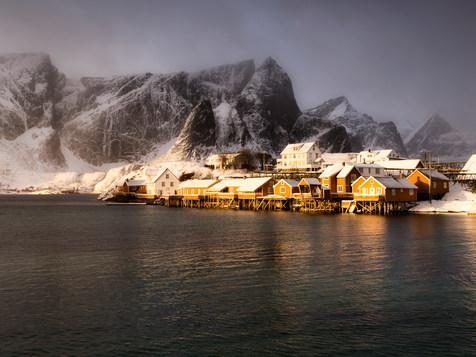Lofoten, Norvège