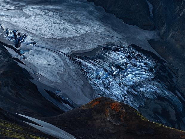 Eyjafjallajökul, Islande