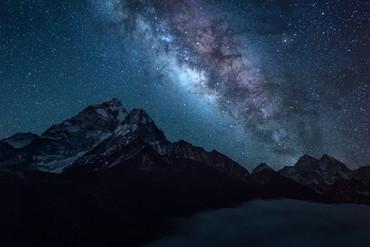 L'Histoire derrière l'image - Un Drap d'Étoiles