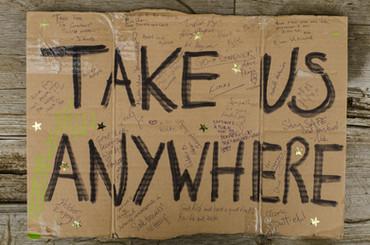 Récit de Voyage - Take Us Anywhere