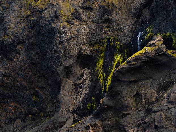 Highlands, Islande