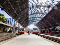 Bergen Bahnhof