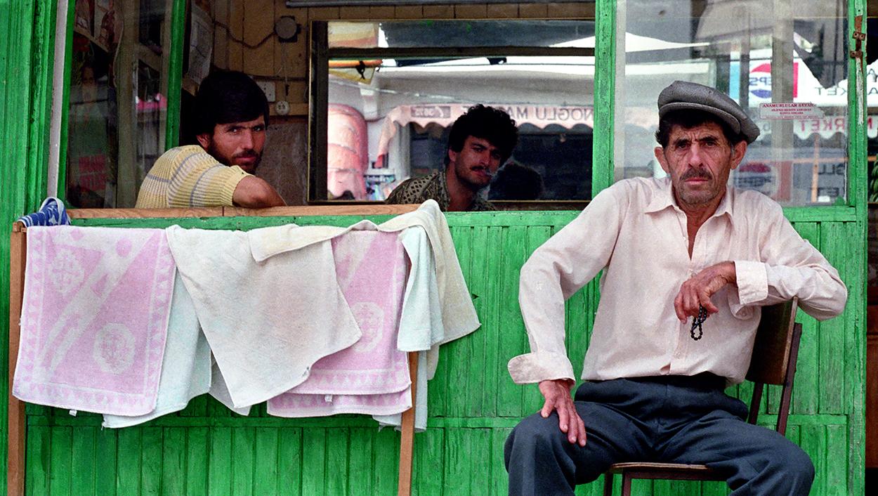 Türkei Anamur 1995