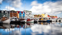 Torshavn Faröer Inseln
