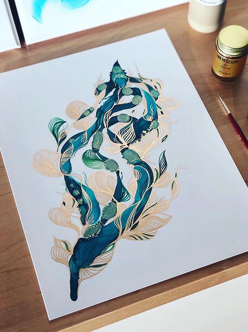 """""""Aurelian Sea Kelp"""""""