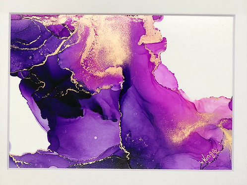 """Purple Clouds"""