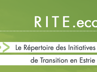RITE.eco : Le point de rencontre des initiatives vertes et inspirantes en Estrie