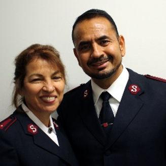 Capitaines Ricaurte Velasquez & Vilma Ramos