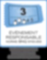 Événements écoresponsables de niveau 3 | SÈME événements