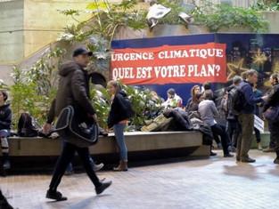 Le groupe local de Greenpeace Sherbrooke appuie le mouvement mondial de grève étudiante pour le clim