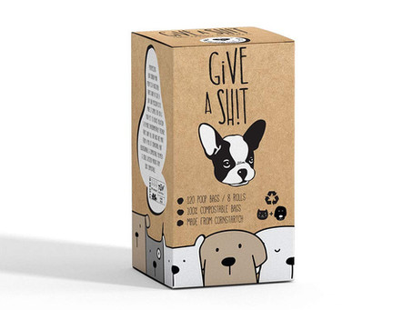Product Review: Give a Sh!t Compostable Poop Bags