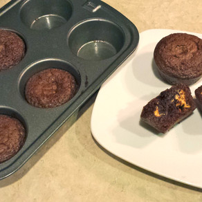 Great Idea: Brownies in a Muffin Tin