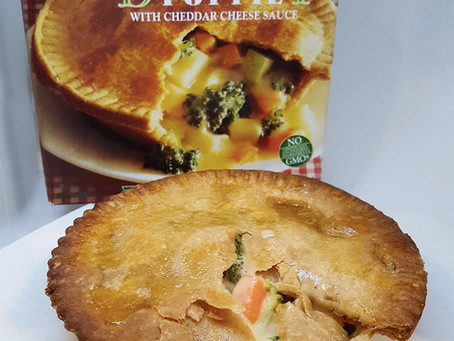Product Review: Amy's Broccoli Pot Pie