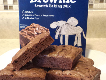 Product Review: Immaculate Brownie Scratch Baking Mix