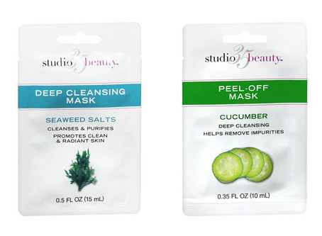 Product Review: Studio 35 Beauty Masks