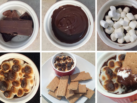 Oven S'mores
