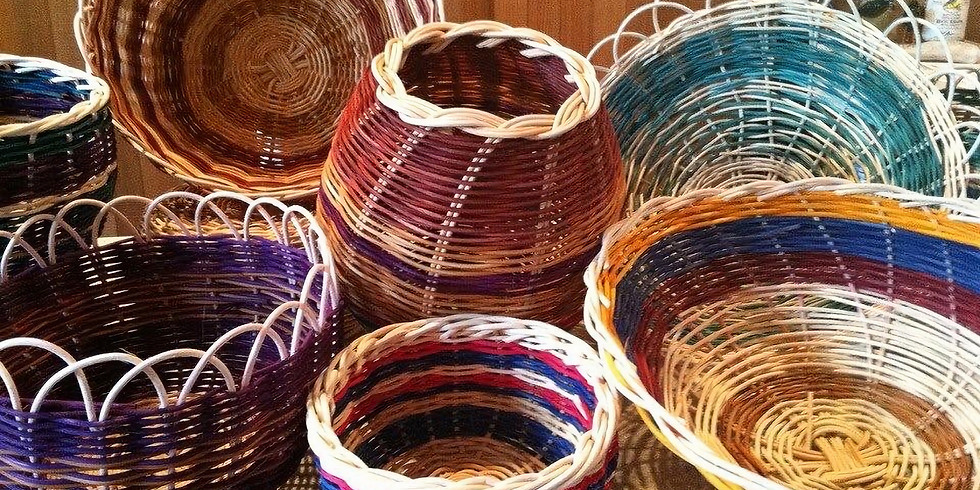 Basket Weaving with Kaila Russell