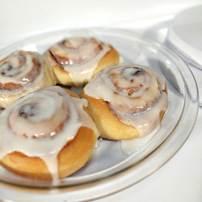 Product Review: Rhodes Cinnamon Rolls