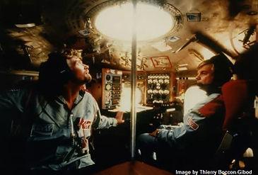 Richard Branson - Transatlantic Balloon.