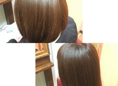 髪質改善👏✨