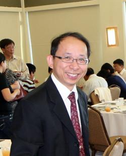 蘇文安 牧師/副會長