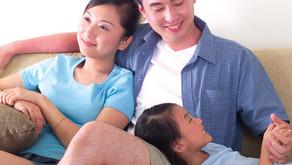"""第34期- 真愛分享:來自父親的祝福 """"示範兒女的兩性關係"""""""