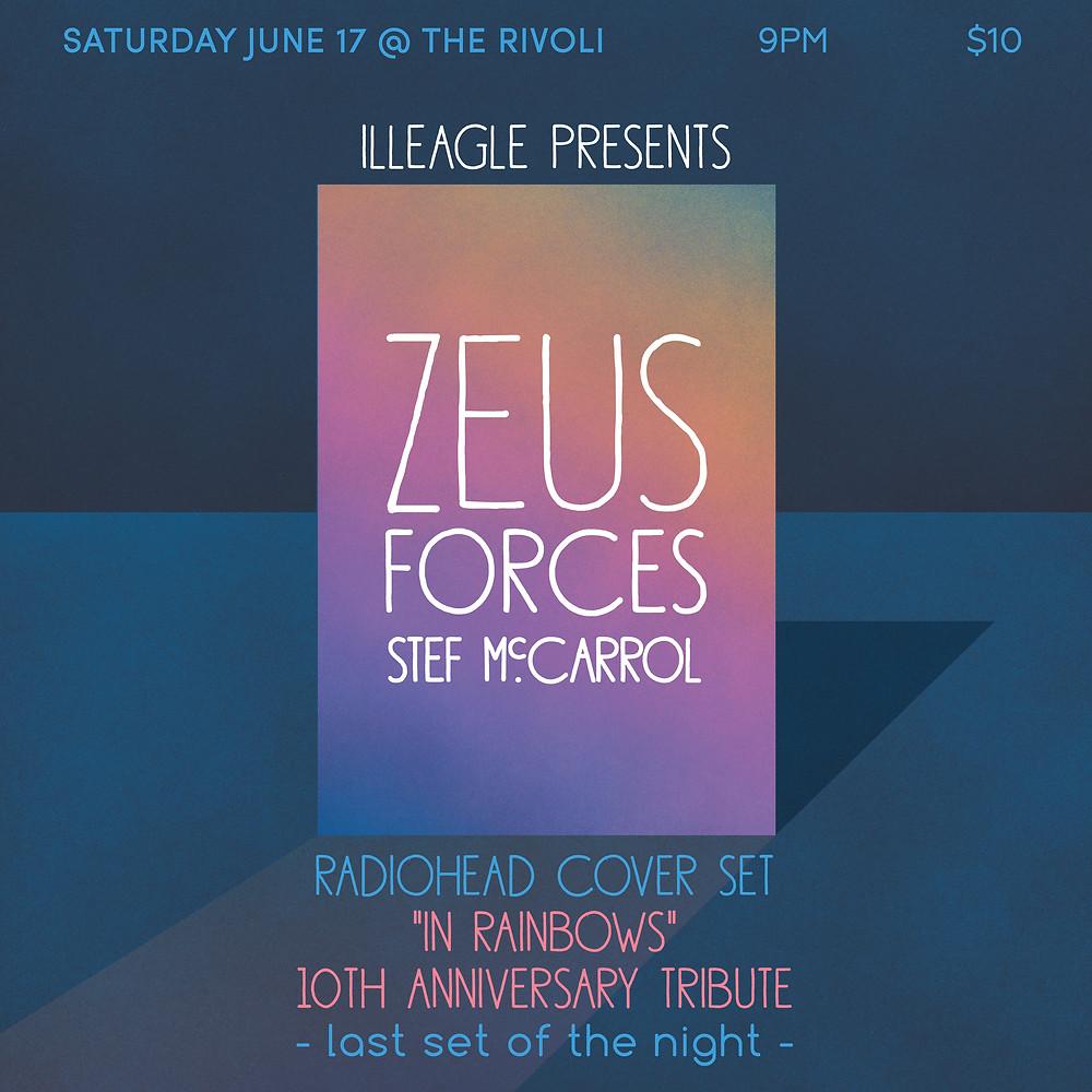 Illeagle Presents Volume 5 show poster