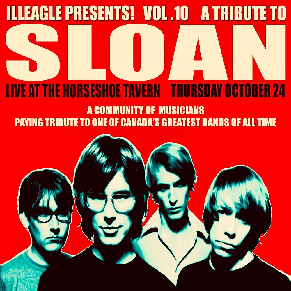 Illeagle Presents Volume 10 - Sloan