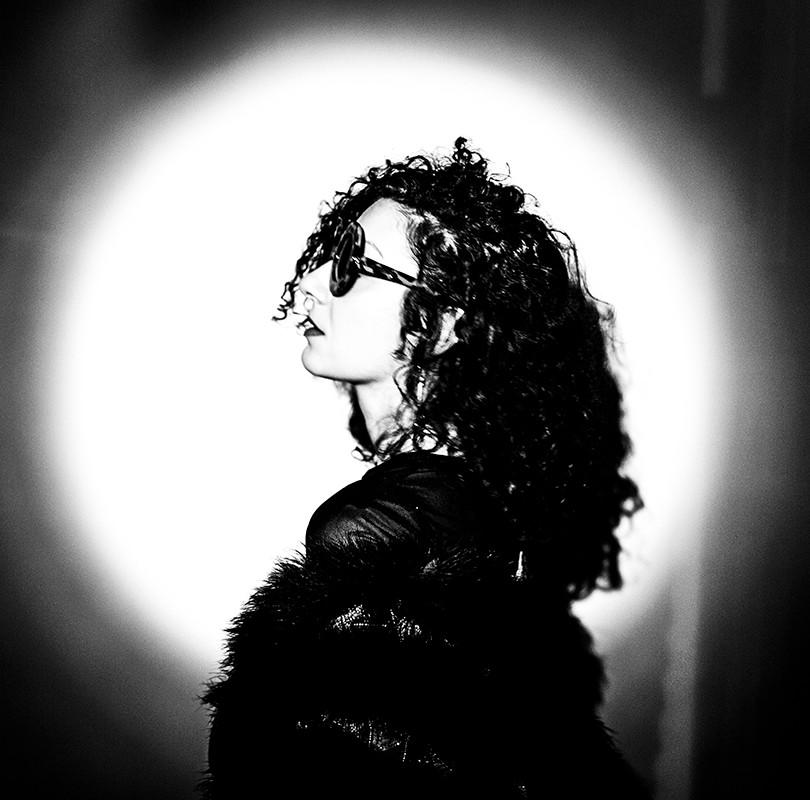 FORCES - Jessica Grassia - b&w - Photo b
