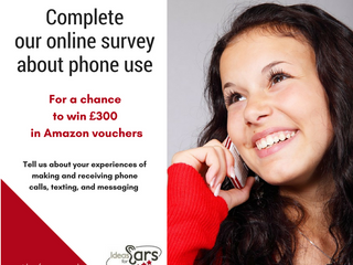 Complete this survey and you could win £300's worth of Amazon vouchers