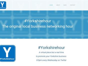 New website for #Yorkshirehour