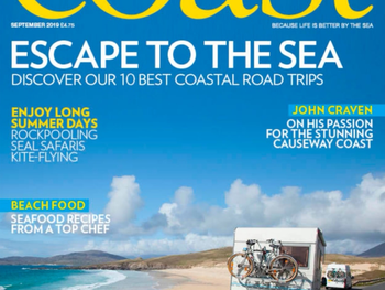 Aspinall Ink in Coast Magazine