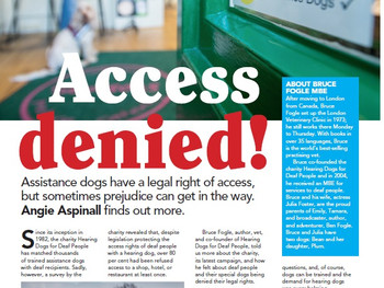 Your Dog: Access denied