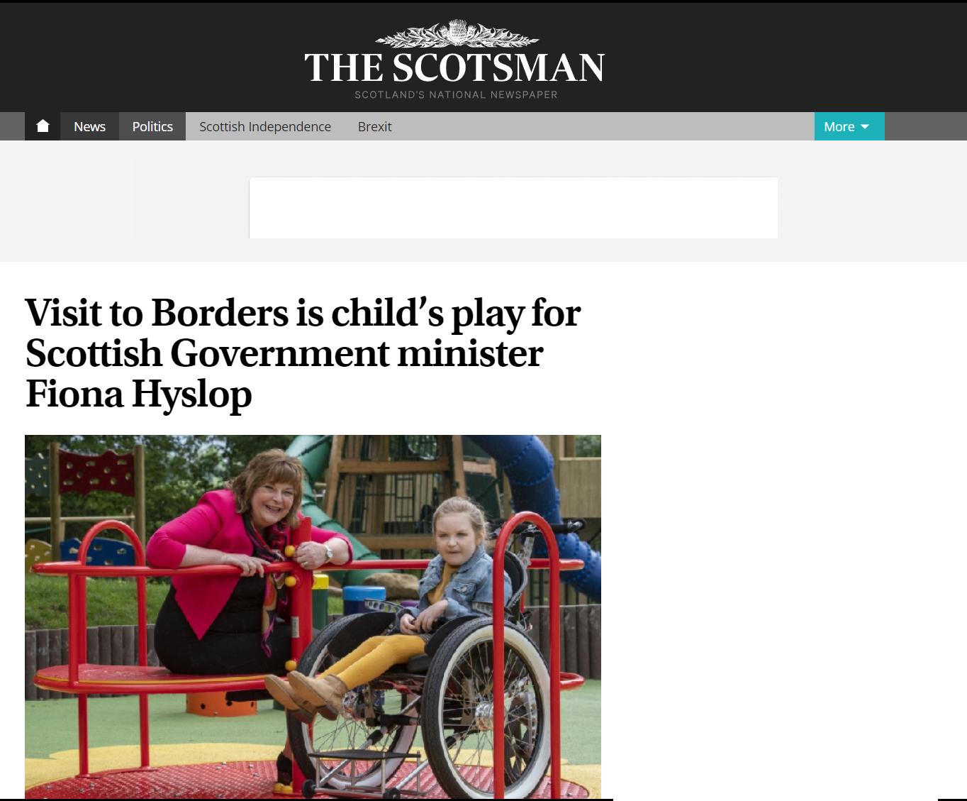 The Scotsman Harestanes