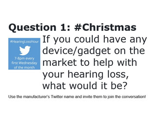 December's #Hearinglosshour